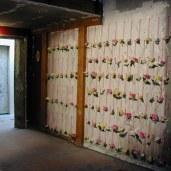 Les Fleurs du Mal 1 (d'après Baudelaire), Curiouser #04, Anciennes Glacières de Saint-Gilles, Bruxelles 2014
